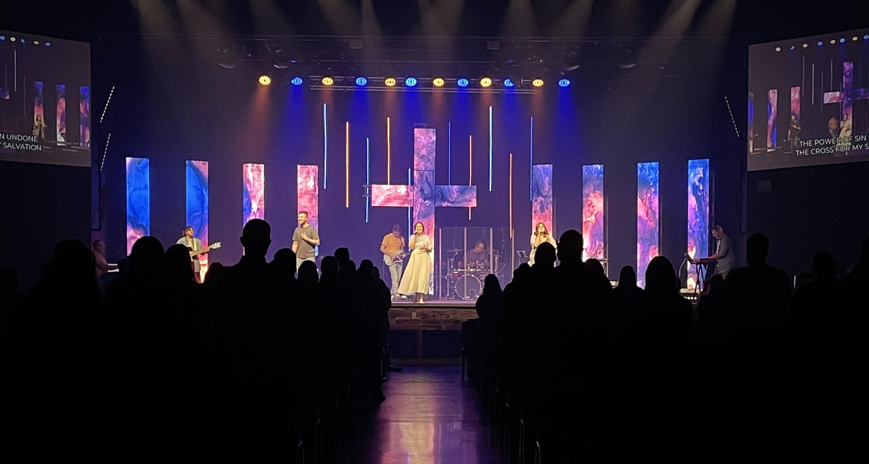 Crossroads Grace Community Church —Manteca, California
